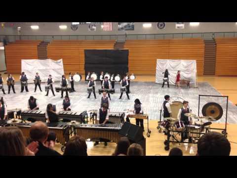 Collins Hill High School Drum Line 2015-16