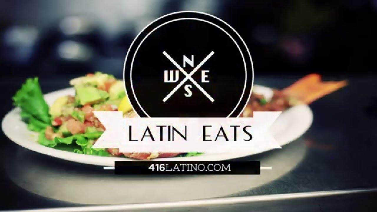 Latin Eats: Episode 2_ El Rincon Mexicano Restaurant