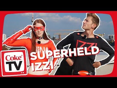 izzi wird zum Superhelden | #CokeTVMoment