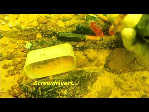 Thumbnail: SCUBA: Diving and Metal Detecting in the River