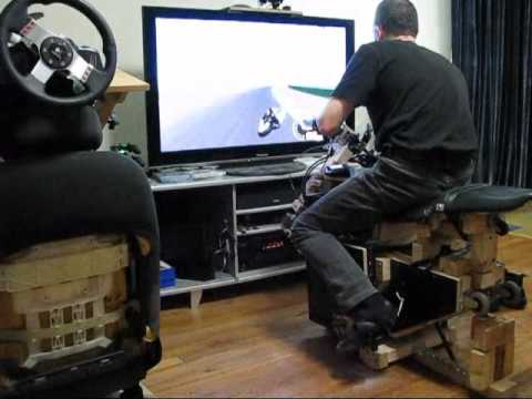 How motorcycle games SHOULD be played