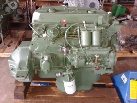 Motor Mercedes Benz OM 366 (MB1620, MB1214, MB1614, MB1618)