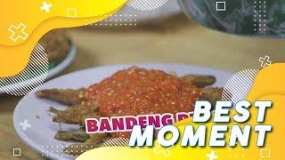 BANDENG PRESTO BU LIS Dilumuri Sambel yang MANTAP | Best Moment #BikinLaper (8/5/21)