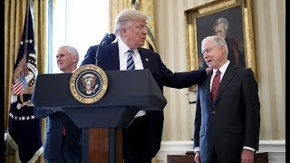 NUTTY: Trump Considering Firing Jeff Sessions