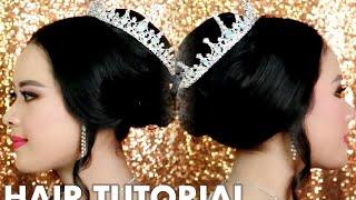 Tutorial Hairdo KEKINIAN Super Mudah n Gampang | Rangga Makeup
