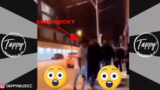 Asap Rocky & Playboy Carti Get Into Crazy Brawl In Toronto