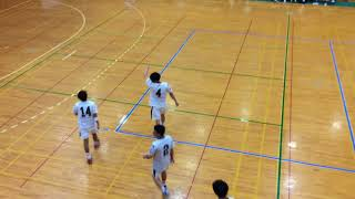 H29 ハンドボール秋季二部リーグ 立教大vs 関東学院(3/5)