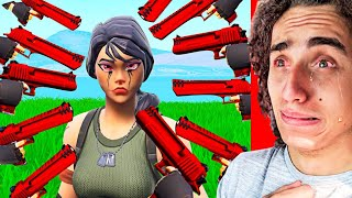 THE SADDEST FORTNITE TRY NOT TO CRY CHALLENGE!