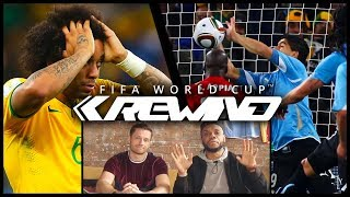 REACTING TO INSANE WORLD CUP GAMES! - FIFA REWIND WITH CHU BOI…