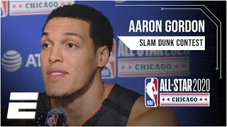 Aaron Gordon is done with dunk contest after loss to Derrick Jones Jr. | 2020 NBA All-Star Weekend
