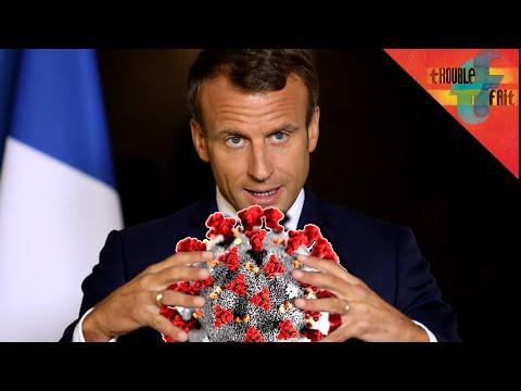 Coronavirus: La stratégie de Macron nous a mis en DANGER ! (Et trop de Français sont cons)