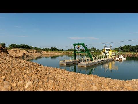 Turning Kansas Into a Dredge Manufacturing Powerhouse | Custom Dredge Works