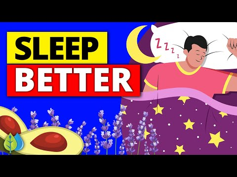 Top 10 Tips to Sleep Better (fix insomnia)