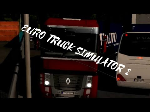 Euro Truck Simulator 2 | Renault Semi Truck Volvo Factory | ETS2 1.35 Single Player Career Mode