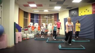 Мир Фитнеса - Детский фитнес
