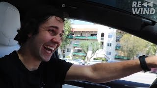 DAVID DOBRIK BEING ADORABLE FOR 10 MINUTES STRAIGHT