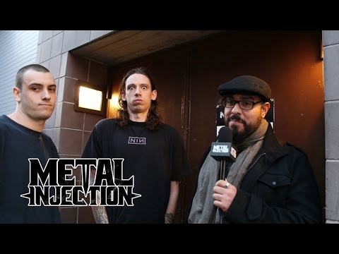 CODE ORANGE on Adding Member, Growing Up On The Road, and New Album | Metal Injection