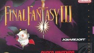 SNES Final Fantasy 3 Video Walkthrough 4/4