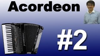 Gambar cover Segunda videoaula Acordeon prof Neri ritmo valsa exercício