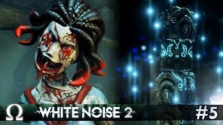 TRYING SO HARD TO BEAT IT! | White Noise 2 #5 Ft. Jiggly, Satt, Ze, Chilled
