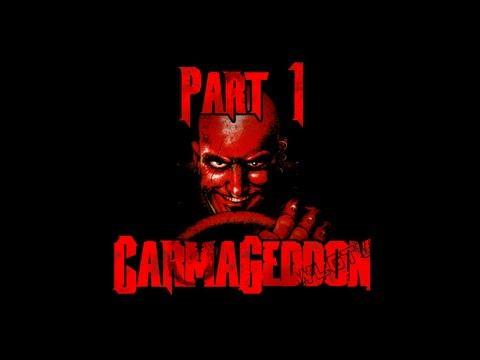 Carmageddon Bloody Show! Часть 1.