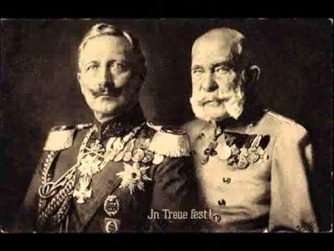 Kaiser Wilhelm II - Rede vom 1. August 1914