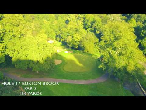 The Manor House, an Exclusive Golf Club: Golf Course Hole 17 -  Burton Brook