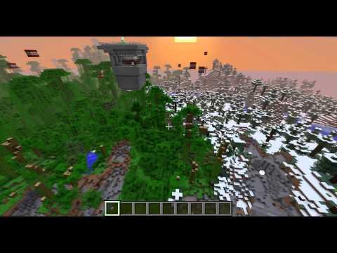 """Minecraft """"Brimstone"""" Defense Cannon"""