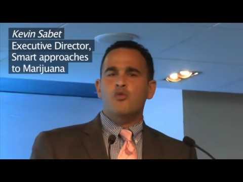 Kevin Sabet Speaks at the World Forum against Drugs in Sweden