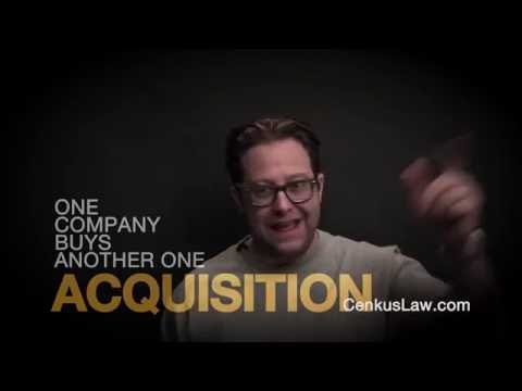 Mergers and Acquisitions Explained in 60 Seconds | The Startup Shepherd