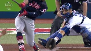MLB ALCS 2016 10 17 Cleveland Indians@Toronto Blue Jays Game3 720P