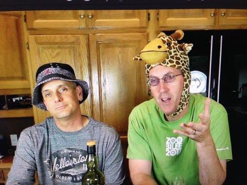 #100 CAOL ILA Scotch Whisky Tasting Re-Review and a Giraffe STD
