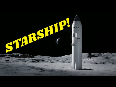 🔬 Le Starship - Science et technologie avec John - LePirate