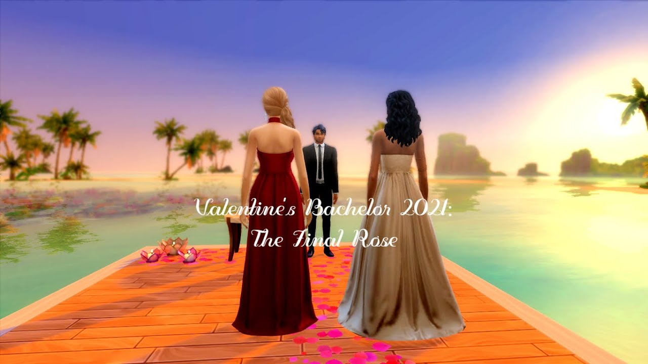 Valentine's Bachelor 2021: The Final Rose - YouTube