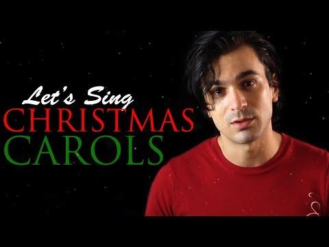 Harmonizing Christmas Carols! (Interactive Singing Lesson)