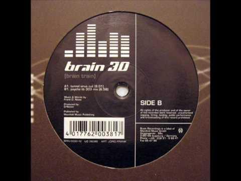 Brain 30 - Brain Train (Psycho TB 303 Mix)