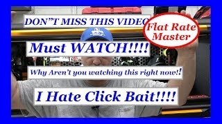 I Hate Click Bait!!!!