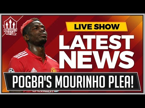 POGBA Destroyed By MOURINHO! Man Utd News