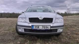 Škoda Octavia II 1.9 TDI - Překvapení /Rendl Megič/