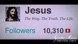 Follow Jesus on Twitter - or what it would have been like :-)