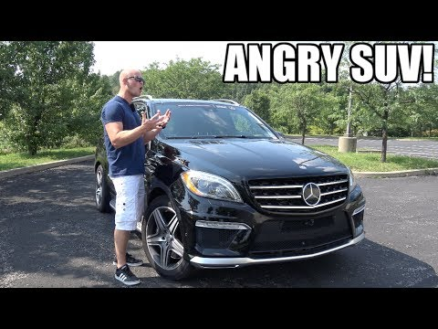 "5 reasons why you NEED this 518HP SUV! Mercedes ML/GLE63 AMG ""Review"""
