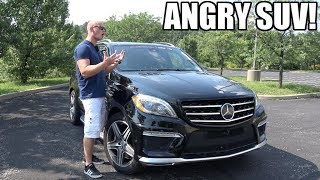 """5 reasons why you NEED this 518HP SUV! Mercedes ML/GLE63 AMG """"Review"""""""
