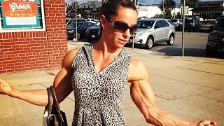 Extreme Female BodyBuilders!Collection Female Bodybuilding 2017! Collection Muscle women!IFBB Pro!