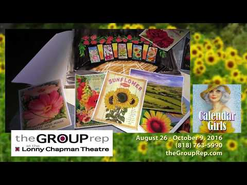 CALENDAR GIRLS at The Group Rep - Sowing the Setting