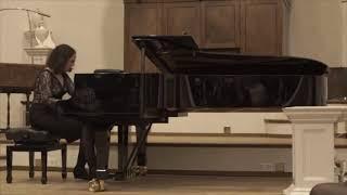 Edvard Baghdasaryan: Prelude in B minor
