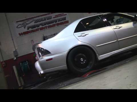 Max's FLAMETHROWER 4L80E 6766 IS300 - 675whp @ 20psi