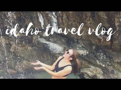 Idaho Road Trip | TRAVEL VLOG