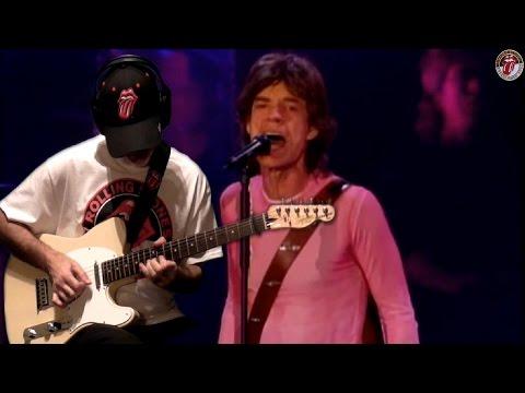 Saint of Me live subtitulada Rolling Stones & RollingBilbao 2016 guitar cover HD