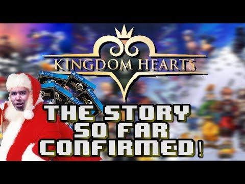 Kingdom Hearts - The Story So Far CONFIRMED!