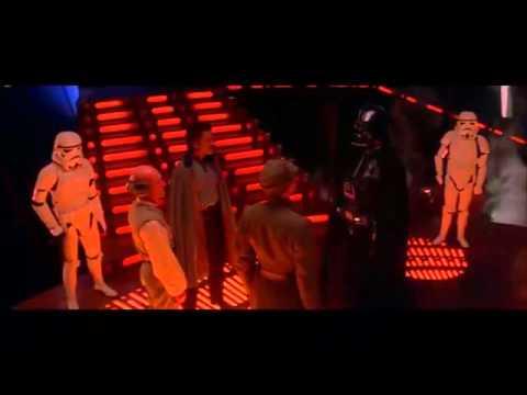 Star Wars   G O R A  uyarlama (komutan logar bir cisim yaklaşıyor efendim)